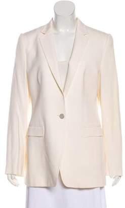 Dolce & Gabbana Wool-Blend Peak-Lapel Blazer