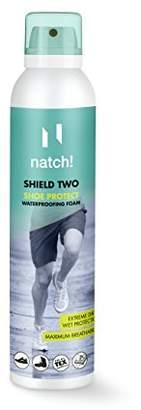 Natch Shield Two Shoe & boot Waterproofing Foam w Natural Avocado Oil / 8.45oz /