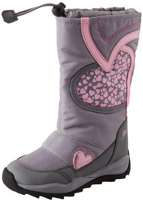 Geox Girl's Orizont Amphibiox Winter Boot
