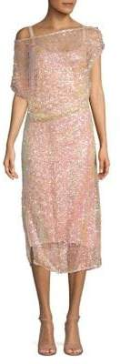 Rachel Comey Asti Sequined Sheath Dress