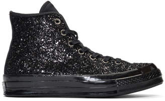 Converse Black After Party Chuck 70 High Sneakers