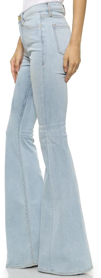 FRAME Forever Karlie Flare Jeans