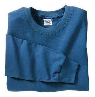 Gildan Adult Ultra Cotton Long-Sleeve T-Shirt (G2400)