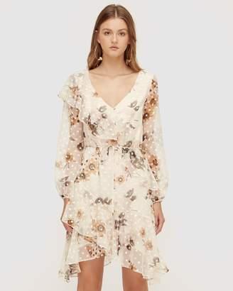 Lover Meadow Mini Dress