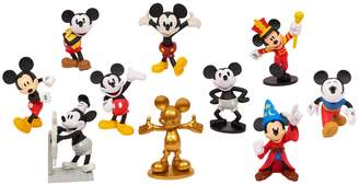 Disney Disney's Mickey Mouse Mickey's 90th 10-Pack Deluxe Figure Set