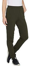 Denim & Co. Active Regular Pull-On Knit JoggerPants