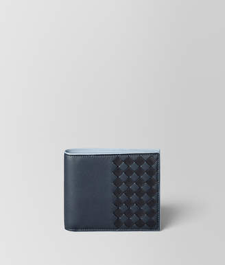 Bottega Veneta MULTICOLOR CHECKER NAPPA WALLET