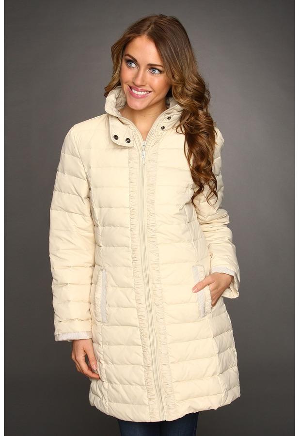Nicole Miller Dressy Puffer Coat