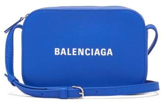 Balenciaga Everyday Camera Bag Xs - Womens - Blue