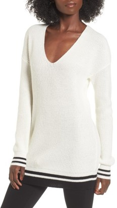 Women's Bp. Cross Back Pullover $59 thestylecure.com