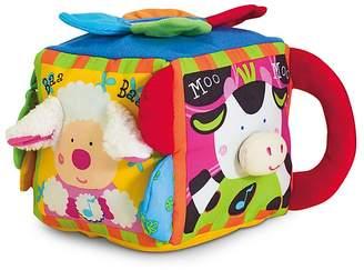 Melissa & Doug Musical Farmyard Cube - Ages 6 Months+