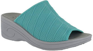 Easy Street Shoes Airy Womens Slide Sandals