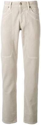 Jeckerson straight leg trousers