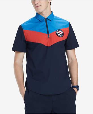 Tommy Hilfiger Men's Ingram Popover Shirt