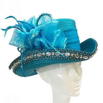 Whittall & Shon Riding Hat Derby Hat