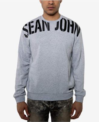 Sean John Men's Logo Sweatshirt