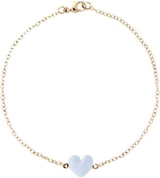 Alison Lou Heart Bracelet