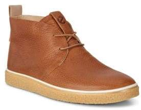 Ecco Crepetray Leather Chukka Boots