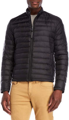 Michael Kors Quilted Moto Jacket