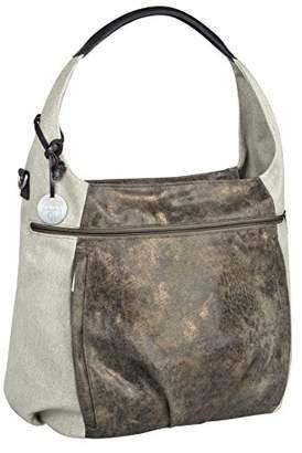 Lassig Casual Hobo Bag (Olive Beige)