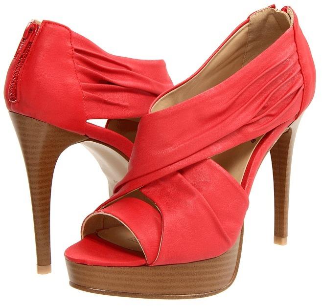 Type Z Sedsa (Red) - Footwear