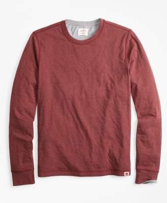 Brooks Brothers Reversible Long-Sleeve T-Shirt