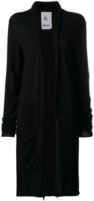 Lost & Found Rooms open front long cardigan