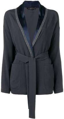 Fabiana Filippi My Private life wrap-around jacket