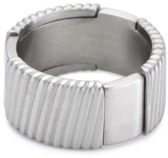 Esprit Flush Ring Stainless Steel
