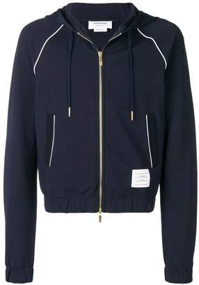 Thom Browne Zip up hoodie