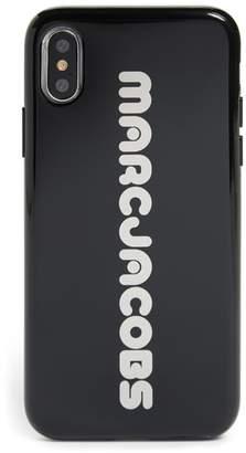 Marc Jacobs Logo iPhone X Case