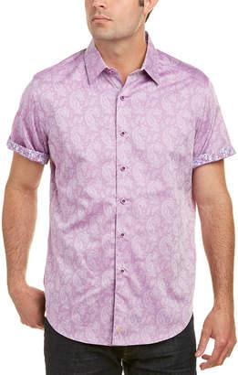 Robert Graham Classic Fit Ballina Ridge Woven Shirt
