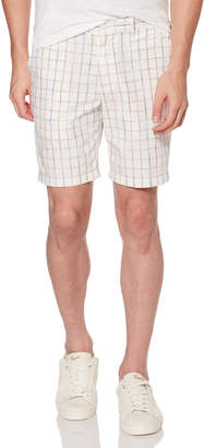 Original Penguin P55 PLAID SHORT