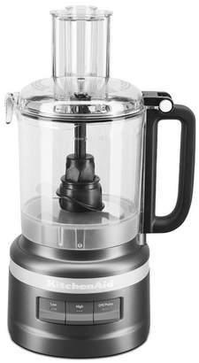 KitchenAid 9-Cup Food Processor Contour Silver