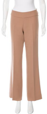 pradaPrada Wool Wide-Leg Pants