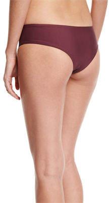Tavik Grace Zip-Detail Sport Swim Bikini Bottoms