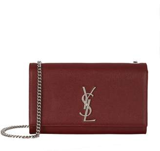 Saint Laurent Medium Kate Monogram Shoulder Bag