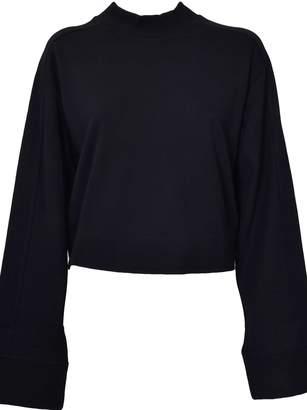 Y-3 Y 3 Adidas Cropped Sweatshirt