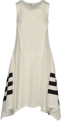 Y-3 Adidas Y3 Stripe Tunic Dress
