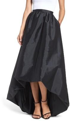 Women's Adrianna Papell High/low Ballgown Skirt $129 thestylecure.com
