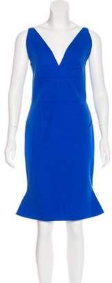 Roland Mouret Sleeveless Sheath Dress w/ Tags