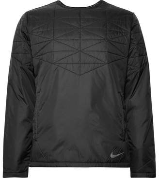 Nike Running Quilted Waterproof Shell Jacket