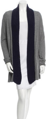 Vera Wang Open Front Longline Cardigan w/ Tags $145 thestylecure.com