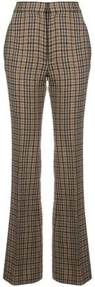 Rochas flair trousers