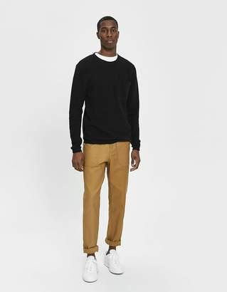 Saturdays NYC Kevin Tuckstitch Sweater