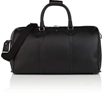 Serapian Men's Boston Leather Duffel Bag