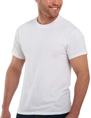 Hanes Men's ComfortBlend FreshIQ Crewneck Undershirt 3-Pack - Big & Tall