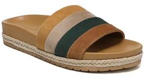 Vince Alisa Striped Slide Sandal