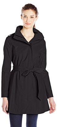 Kensie Women's Tie Waist Trench Coat $39.08 thestylecure.com