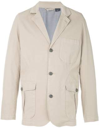 Woolrich cargo pocket blazer